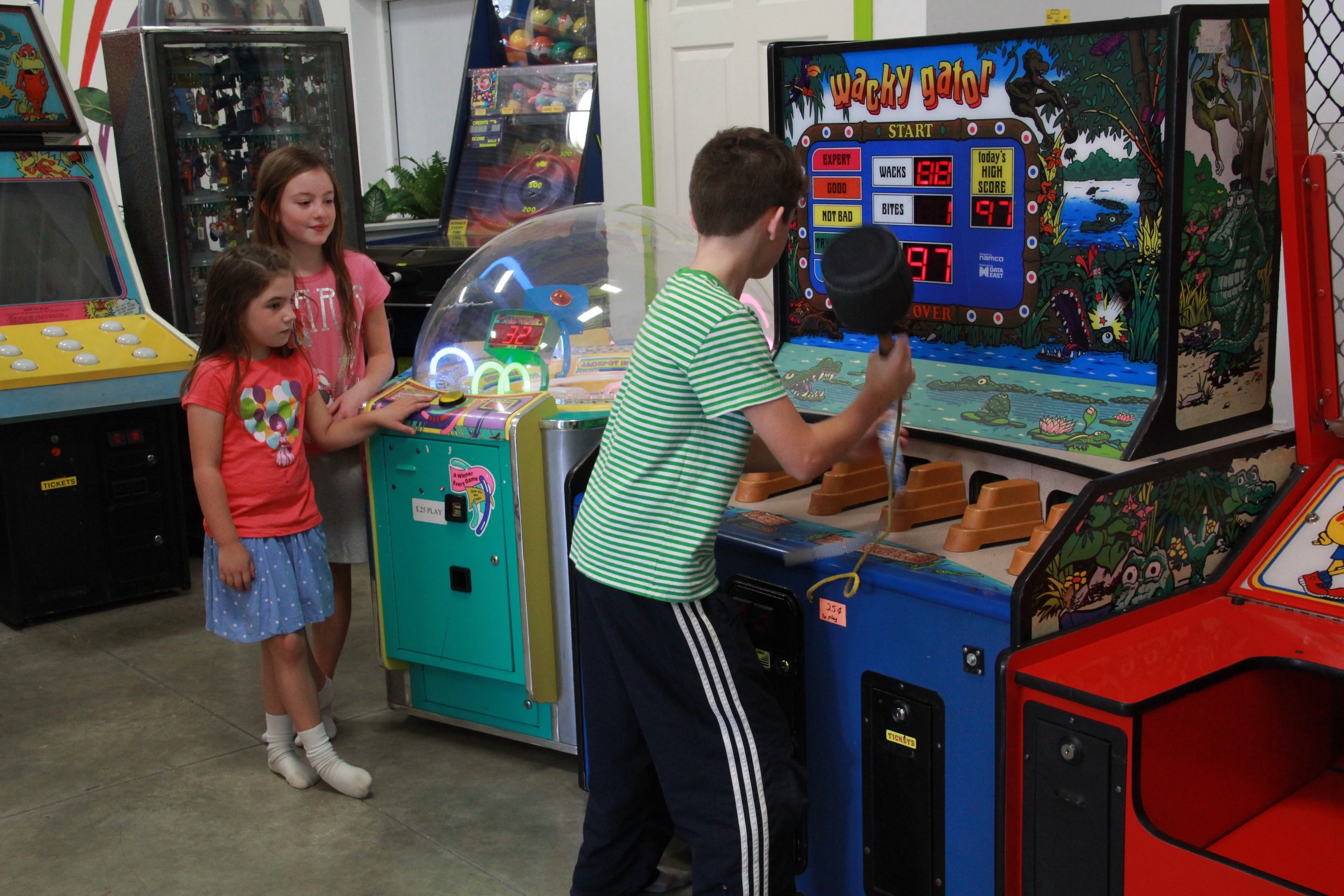 Big-Bounce-Arcade-games