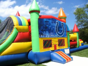 Big-Bounce-Rentals-Colts-Theme-Rainbow-Combo-5