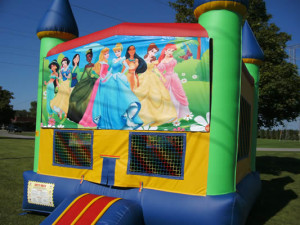 Big-Bounce-Rentals-Rainbow-Castle-Princess-Theme-1